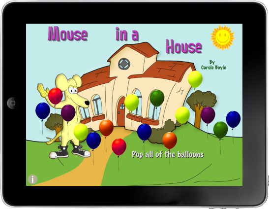 iPad Children's Book